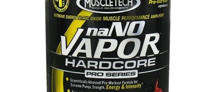 naNO Vapor Hardcore Pro Series