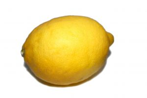 Fettförbränning kan främjas av citroner