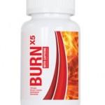 Burn X5 – Kraftfull fettförbrännare under ständigt utveckling!