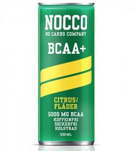 Nocco - kolsyrad BCAA dryck